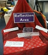Reflection Area