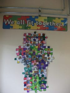 We are all very unique and different BUT we all fit together to become Peartree Class.
